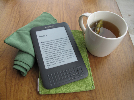 Use Your Kindle To Learn A Foreign Language | German language learning | Scoop.it