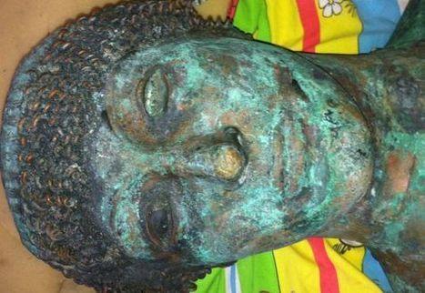 Un pescador de Gaza rescata un Apolo de bronce de hace 25 siglos | Mundo Clásico | Scoop.it