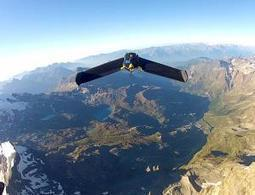 Matterhorn mapped by fleet of drones in just 6 hours - tech - 17 October 2013 - New Scientist | Coding for Kids | Scoop.it