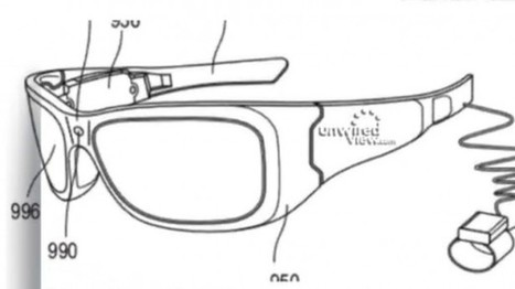 Microsoft patents its own augmented reality glasses | The Raw Story | realityAumentada | Scoop.it