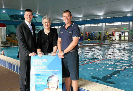 Lismore recreational facilities dive into green measures | Northern Star | Sports Facility Management 4331864 | Scoop.it
