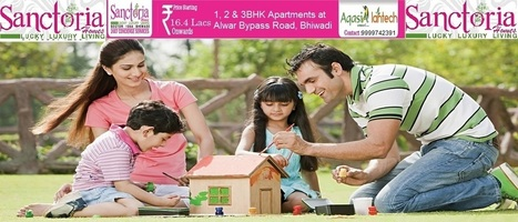 Aqasia Lantech Sanctoria Homes Site plan | India Property | Real Estate India | Residential Property In India | Scoop.it