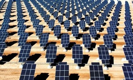 Investissements énergies vertes : les États-Unis devant la Chine | Le groupe EDF | Scoop.it