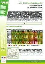 DREAL > Conjoncture régionale environnement 2e trimestre 2016   Observer les Pays de la Loire   Scoop.it