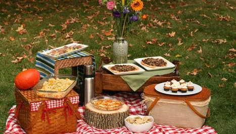 FOTO inšpirácia: Jesenný piknik má neopakovateľnú atmosféru   domov.kormidlo.sk   Scoop.it