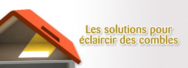 les solutions pour éclaircir des combles | La Revue de Technitoit | Scoop.it