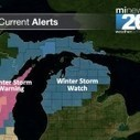 Major winter storm taking aim on Northern Michigan   Traverse City Businesses   Scoop.it