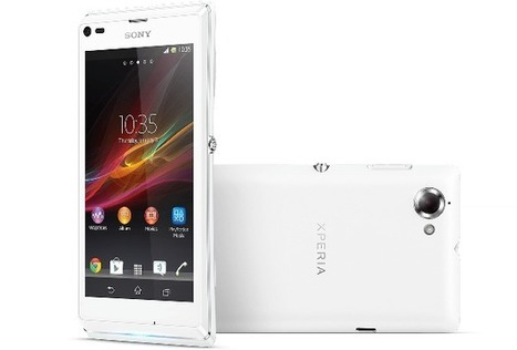 Sony new smartphones: Xperia Sp, Xperia L features and specifications | Gadget trick | Scoop.it