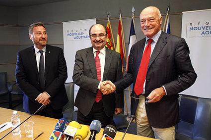 Aragón y Nueva Aquitania se arman de argumentos para conseguir 270 millones de la UE para el Canfranc | #territori | Scoop.it