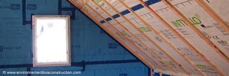 Obtenir une bonne étanchéité à l'air du bâti | Immobilier | Scoop.it