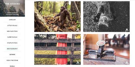 2 sites pratiques pour réunir des images et vidéos libres et gratuites | BlogDuWebdesign | Référencement (SEO) - Réseaux sociaux - WebMarketing | Scoop.it