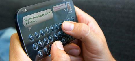 Tactus : Un écran tactile avec des boutons physiques modulaires ... | Robotique Domestique | Scoop.it