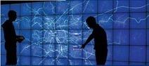 Impressionnant : un mur tactile de 6 mètres sur 2 | Geekkech : just another geek ... | Scoop.it