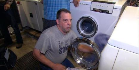 Washing machine collectors awash with enthusiasm on laundry day | INTRODUCTION TO THE SOCIAL SCIENCES DIGITAL TEXTBOOK(PSYCHOLOGY-ECONOMICS-SOCIOLOGY):MIKE BUSARELLO | Scoop.it