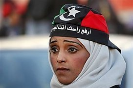 Libya Women Face Islamist Rise Since Gadhafi Fall | Women and Terrorism. | Scoop.it