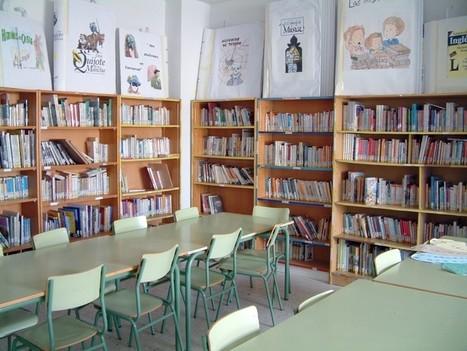 Cómo dar vida a la biblioteca escolar en Secundaria   RINCON DEL BIBLIOTECARIO   Estrategias de Promocion de Lectura   Scoop.it