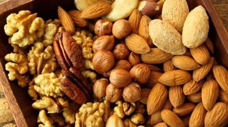 Eat Nuts Daily to Lose Weight - NDTV Food | Your Food Your Health | Scoop.it