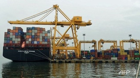Sri Lanka eyes South Asian hub with Chinese mega port - Channel NewsAsia   Global Logistics Trends and News   Scoop.it