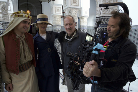 NEW Behind The Scenes Pics & Stills From 'Queen Of The Desert' With Robert Pattinson, Nicole Kidman And Werner Herzog | Robert Pattinson Daily News, Photo, Video & Fan Art | Scoop.it