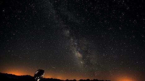 Nuit des étoiles : quatre applications pour profiter du ciel   GreenScoop   Scoop.it
