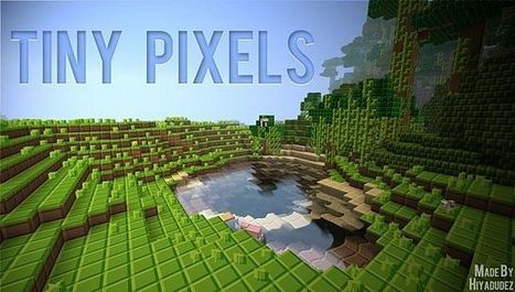 Tiny Pixels Resource Pack for Minecraft   Minecraft Resource Packs   Scoop.it
