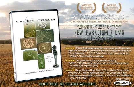 Crop Circles - Crossovers from Another Dimension (english) [2006]   Save Our Planet   Scoop.it