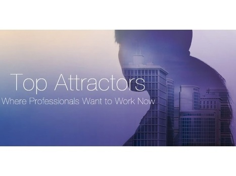 New LinkedIn Top Attractors List: Google Is Most Desirable Workplace | All About LinkedIn | Scoop.it