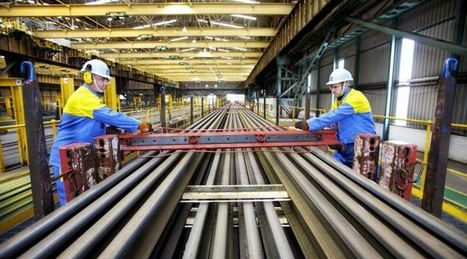 SNCF and Tata Steel sign five-year rail supply contract   Global railway news   Scoop.it