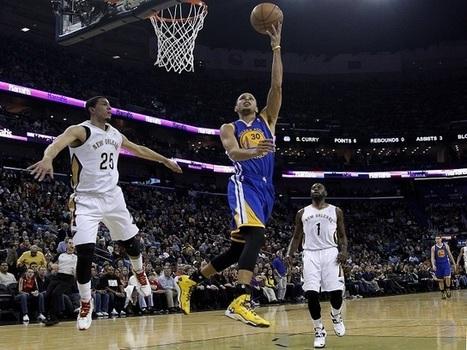 NBA: 'Splash Brothers' carry short-handed Warriors past Magic - GMA News | Splash | Scoop.it