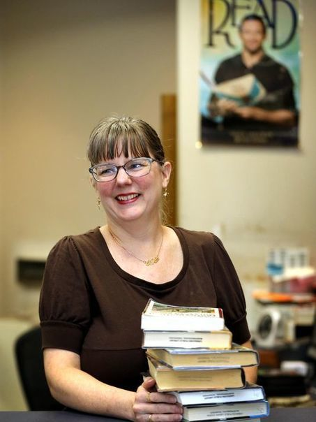 Being a librarian is more than guarding books | Tennessee Libraries | Scoop.it