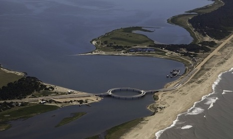 Graceful Circular Bridge Encourages Traffic to Slow Down and Enjoy the View | Le It e Amo ✪ | Scoop.it