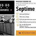 Info express : réservation dispo pour Septime au dernier moment - Lutetia : une aventurière à Paris | Paris Secret et Insolite | Scoop.it