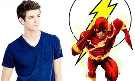 Glee Star Grant Gustin Join in Arrow Season 2 as The Flash - cool spoiler for all time | TV SHOWS1 | Scoop.it