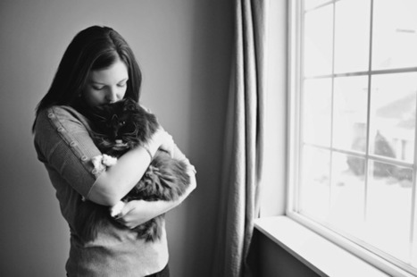 These Heartbreaking Photos Show The Last Embrace Between Terminally Ill Pets And Their Owners | Elite Daily | Ad Canes | Scoop.it