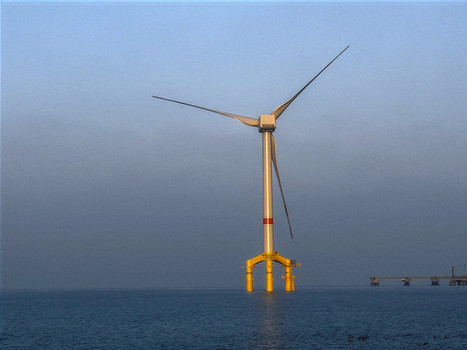 En bref : production record pour l'éolien français atteinte fin 2012 ! | Chronique d'un pays où il ne se passe rien... ou presque ! | Scoop.it