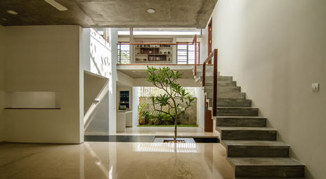 India Art n Design inditerrain: A visually connected house | India Art n Design - Architecture | Scoop.it