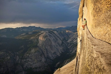 30 Death-Defying Photos That Will Make Your Heart Skip A Beat | André Ogiers | Scoop.it