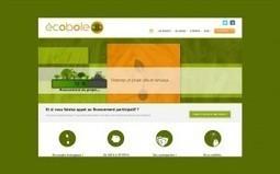 Ecobole.fr, 1er site de crowdfunding pour l'écologie - Web Développement Durable | www.ecolomax.org | Scoop.it