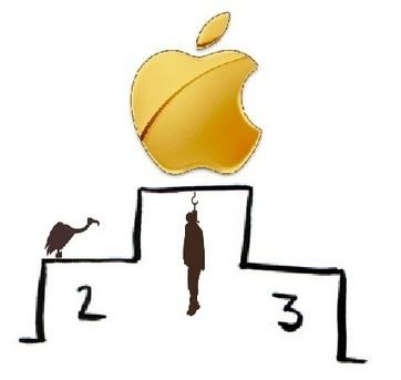 Apple : trophée de l'entreprise la plus admirée au monde - Top-logiciel.net   So What ?   Scoop.it