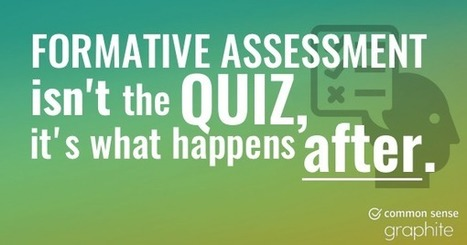 The Best Formative Assessment Tools, Tips, and Lessons | learning21andbeyond | Scoop.it