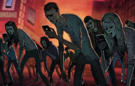 Les méfaits des nouvelles technologies sur notre société | Chroniques libelluliennes | Scoop.it