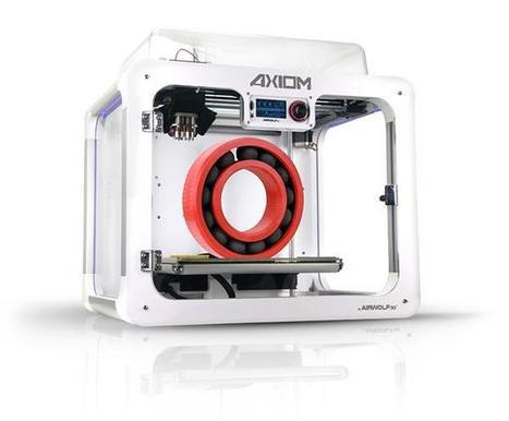 Airworld 3D adds radical direct drive to create the complete dual extruder 3D printer | Heron | Scoop.it