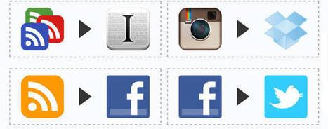Ifttt: Un servicio para programar tareas en Internet... sin saber de programación - RTVE.es | Social Media Optimization · SMO | Scoop.it