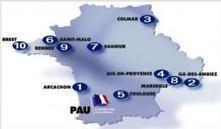 Pau accueillera les 11e Universités d'été de la Défense   Aéronautique Défense   Scoop.it