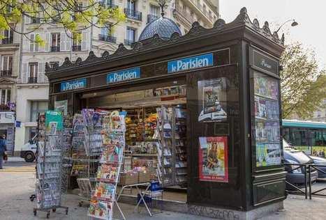 Une aide de 30 millions d'euros versée aux marchands de journaux | DocPresseESJ | Scoop.it