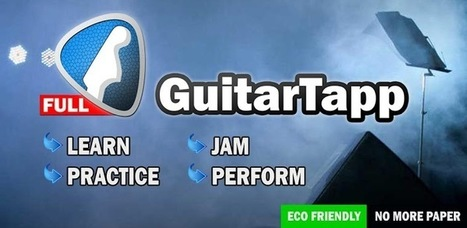 GuitarTapp Tabs & Chords - Android Apps on Google Play | Android Apps | Scoop.it