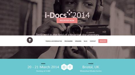 i-Docs 2014 | Documentary Evolution | Scoop.it