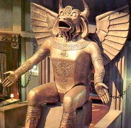 Les rites maudits de Moloch-Baal sur www.heresie.com