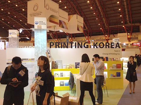 Mercados emergentes en la Feria del Libro de Londres: 2. Corea | Noticias y comentarios de actualidad sobre el libro electrónico. Documenta 46 | Scoop.it
