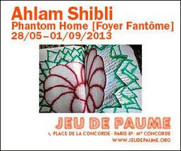 Dove Allouche Point Triple - Paris-Art.com | Expositions Centre Pompidou | Scoop.it